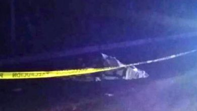 Hombre atropellado Almoloya de Juárez