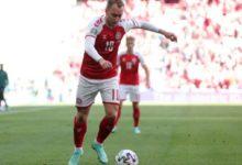 El jugador danés, Eriksen