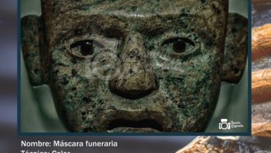 Máscara mexica