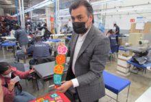 El gerente de Industrias Hamer's