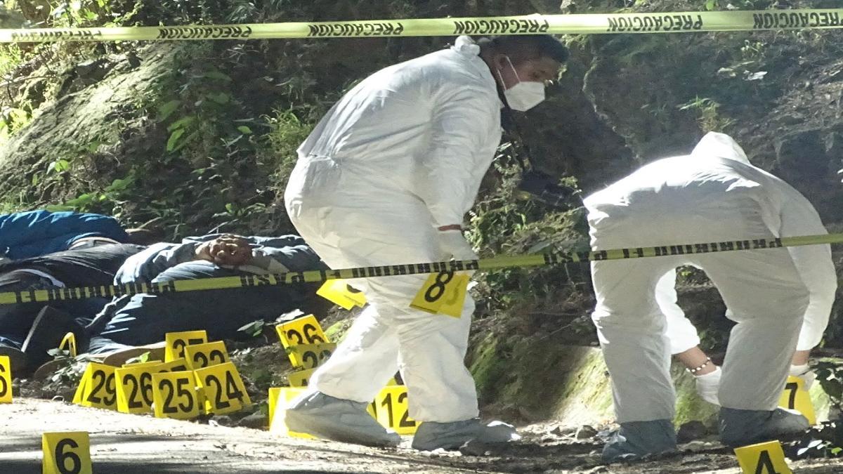 homicidios en el Estado de México