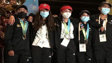 Los ganadores de los Juegos Conade 2021