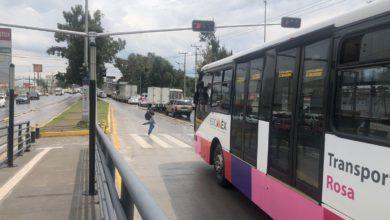 Mexibús Línea 4 Ecatepec