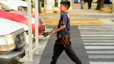 niños de calle