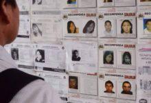 Personas desaparecidas