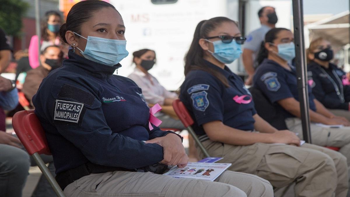 Policía de género de Tlalnepantla