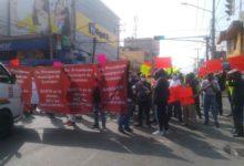 Protestas en Ecatepec