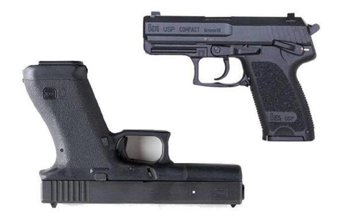 Armas robadas