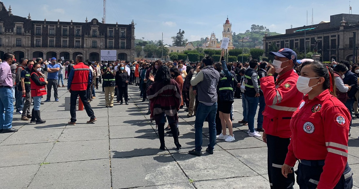 Simulacro Toluca