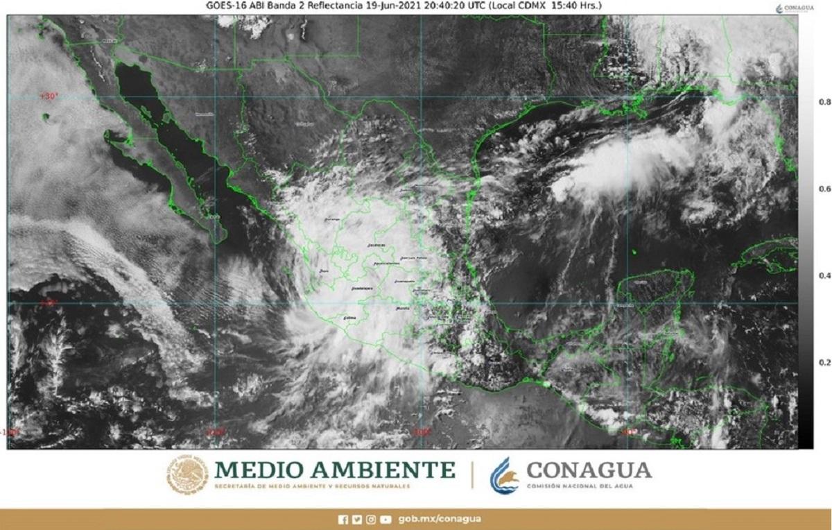 Mapa clima Conagua