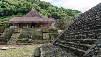 Zona Arqueológica de Malinalco