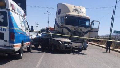 El incidente en la carretera