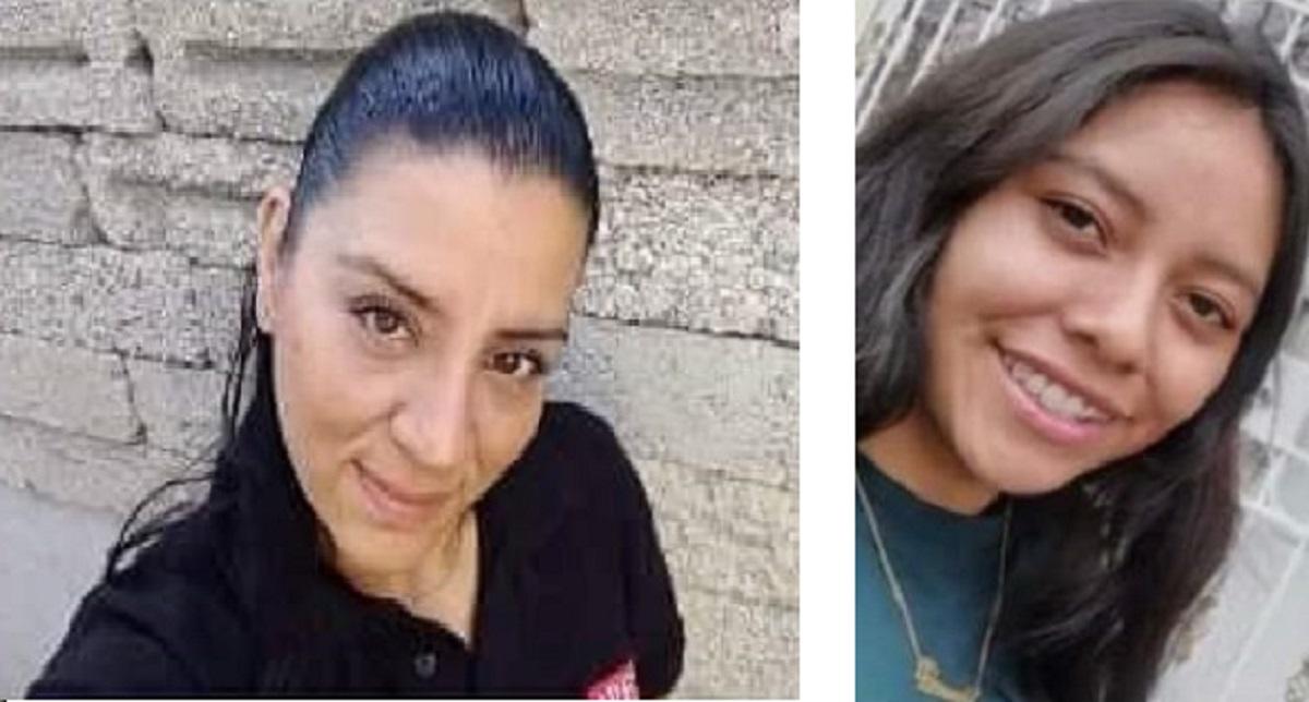 Mujeres desaparecidas