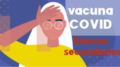 Efectos vacuna Covid