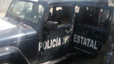 emboscan a policías