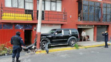 El vehículo en el que viajaba la víctima