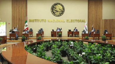 INE Consejo General