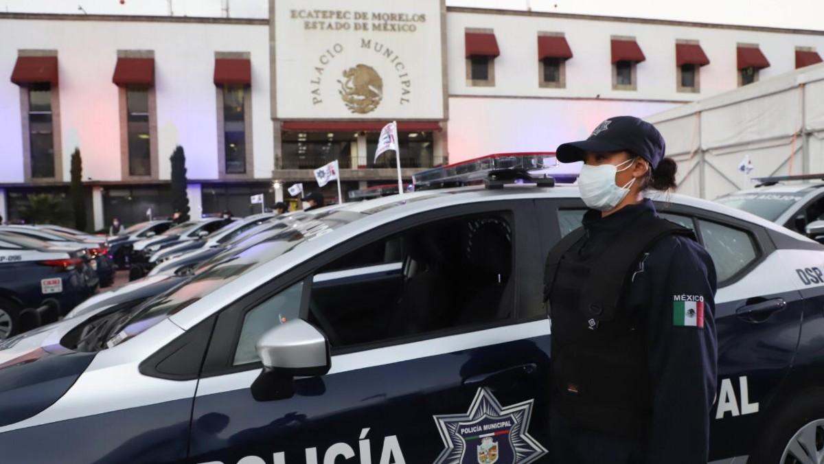 inseguridad en Ecatepec