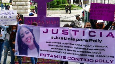 Piden justicia para Polly Olivares