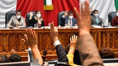 La votación en el pleno