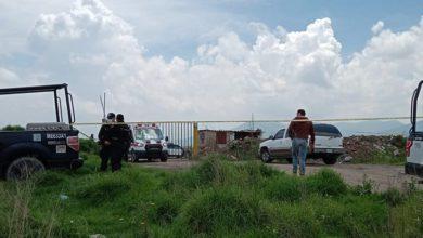 Hombres asesinados en Lerma