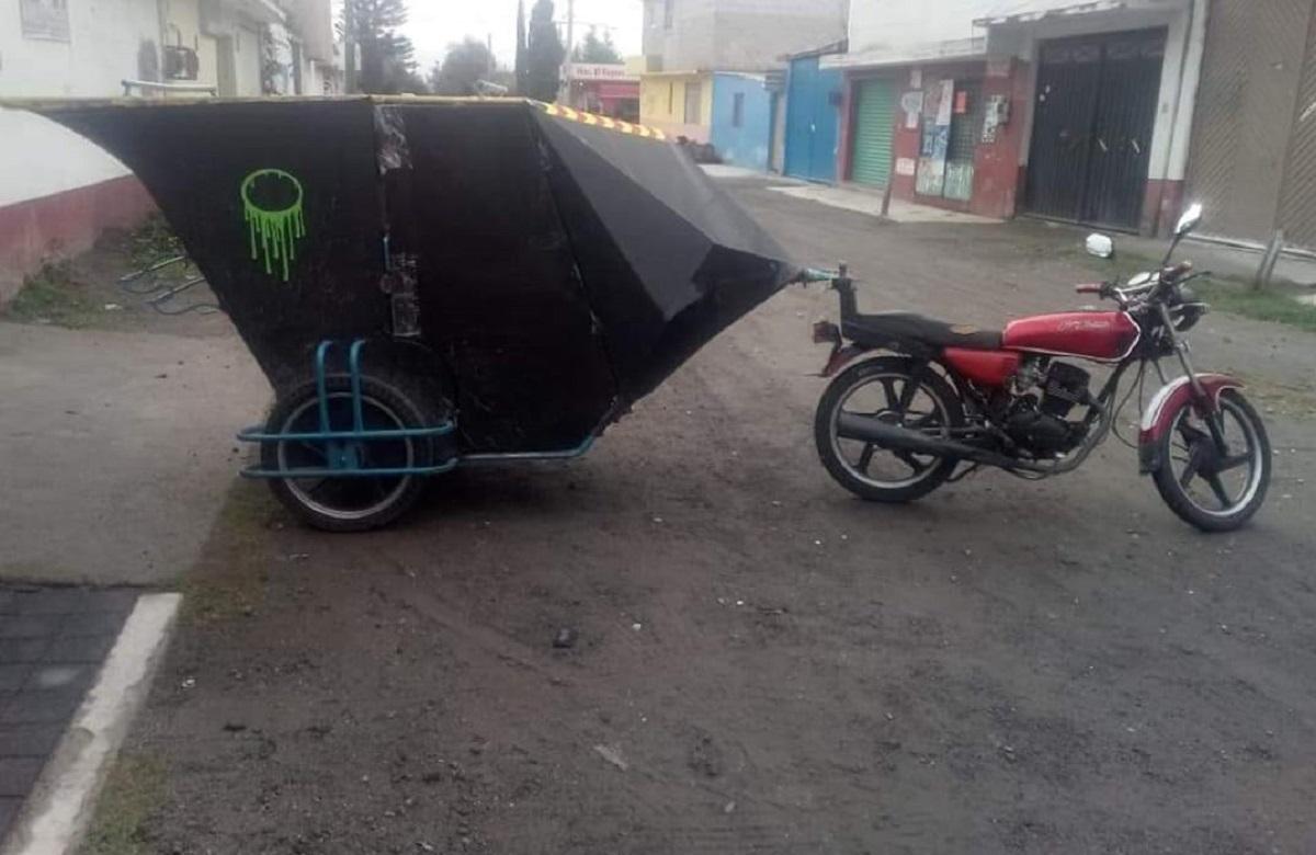 Mototaxis utilizados