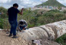 Los propios ciudadanos realizan las mediciones ante la falta de agua