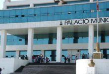 El Ayuntamiento de Naucalpan embargado