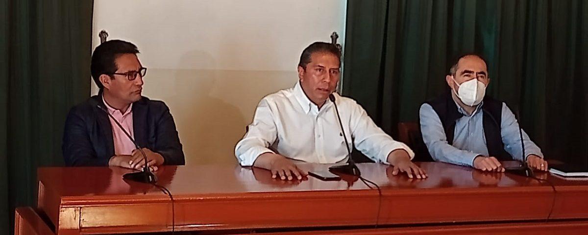 El alcalde de Toluca