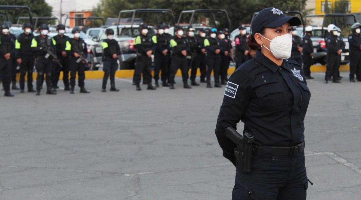 Policía de Ecatepec