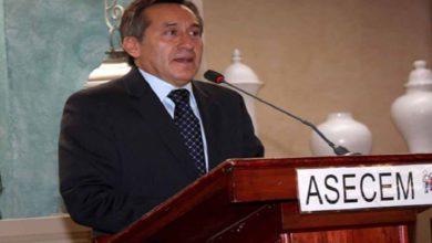 El presidente de ASECEM