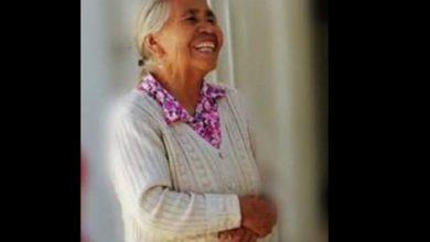 Susana tenía 75 años