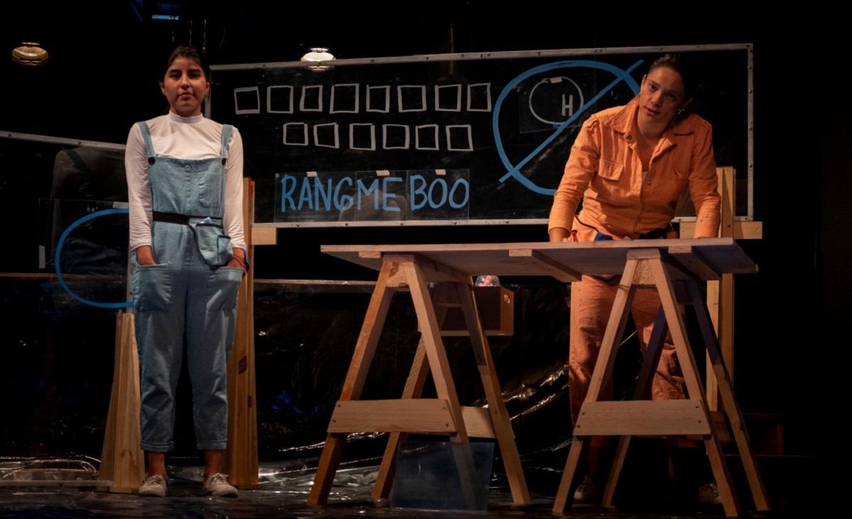 Obra Teatro la Capilla