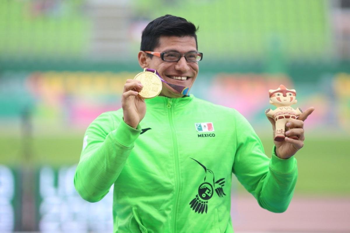 El velocista mexiquense