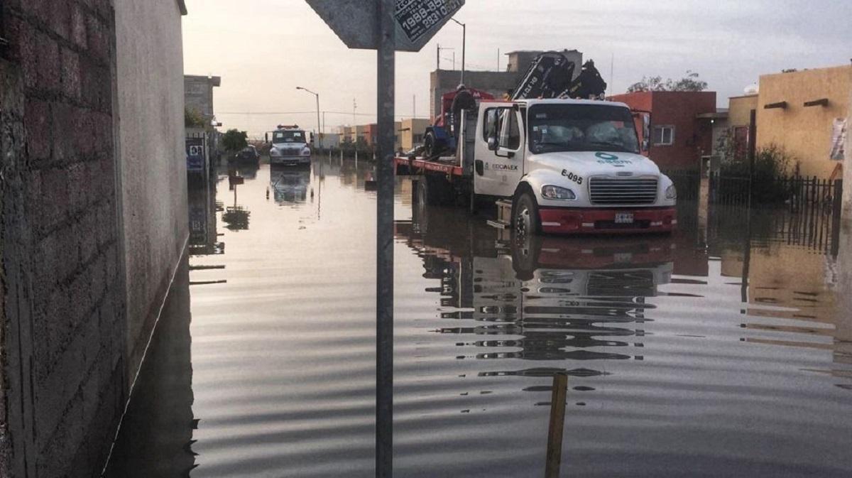 Inundaciones Zumpango