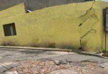 falla geológica en Toluca