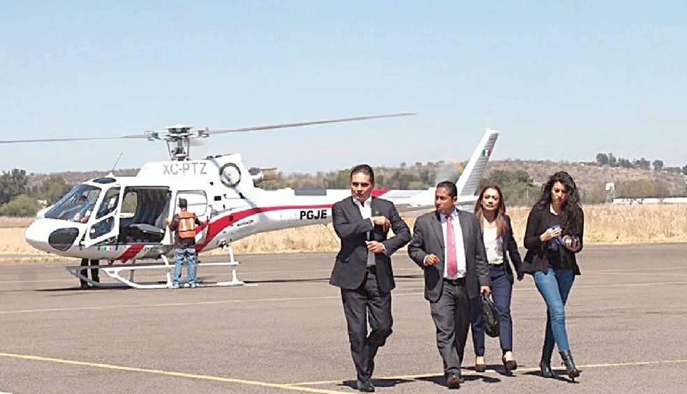 Acusan a Silvano Aureoles de gastar 1,200 mdp en renta de aeronaves